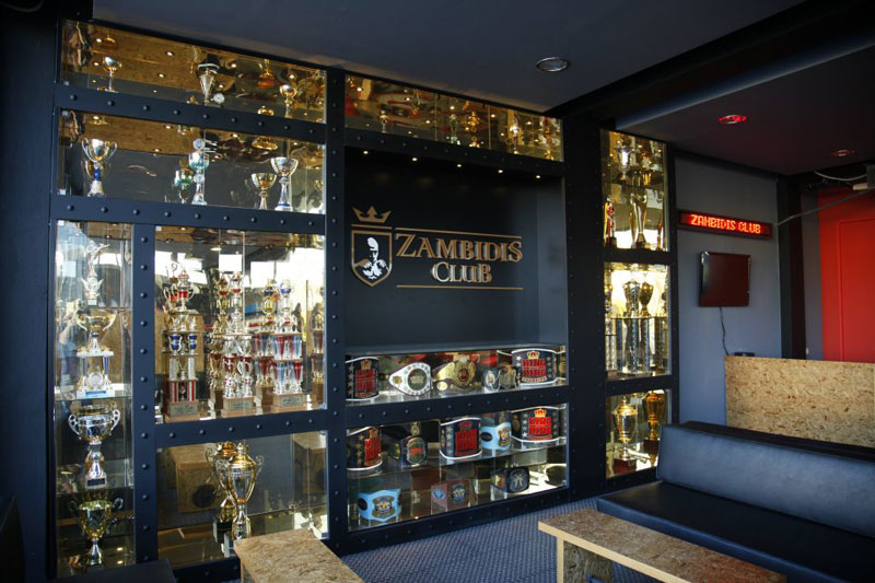 Zambidis Club A 1
